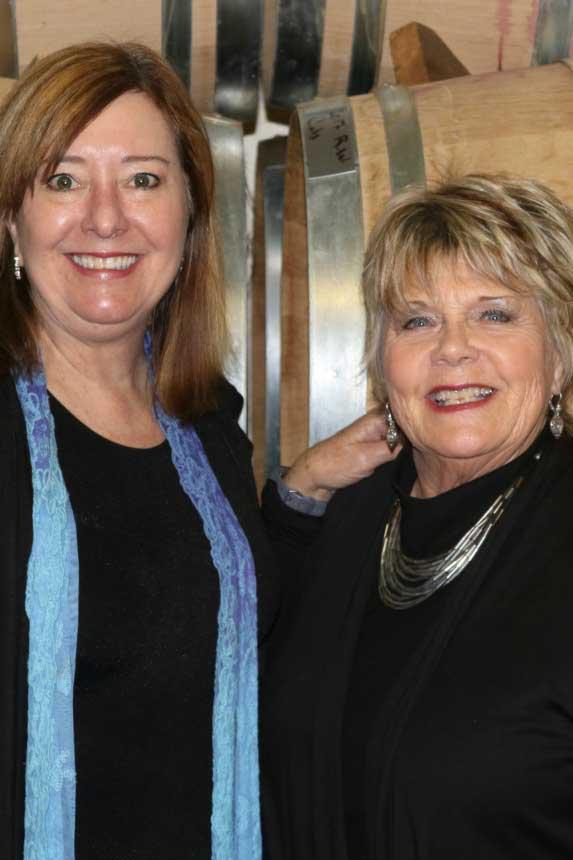 Sherrie McClure & Linda Humphers