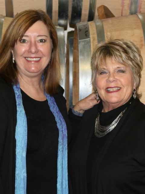 Sherrie McClure & Linda Humphers